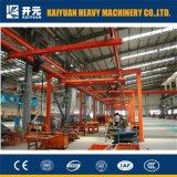 Kaiyuan тип Grider 2 тонн одиночный суспендируя кран
