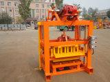 Бетон Qtj4-40 блокируя вымощающ машину блока кирпича в Китае