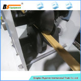 Scheda di angolo della macchina della scheda della protezione di bordo di carta che fa strumentazione