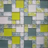 Mini mattonelle di vetro della parete del mosaico di Versailles