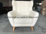 Sofà domestico italiano elegante moderno del tessuto del salone della mobilia