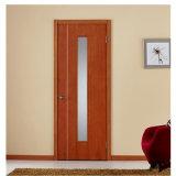 Porta de madeira gama alta clássica personalizada