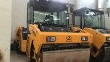 Машина Compactor дороги барабанчика 13 тонн польностью гидровлическая двойная (JM813H)