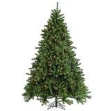 7.5 [فت]. [بر-ليت] عظيمة طبشورة [سبروس] شجرة اصطناعيّة مع 2000 فرع طرف و1200 [كلر ليغت] ([م100.092.00])