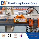 Automatische hydraulische Membranen-Filterpresse-Maschine