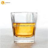 Glace en verre de whiskey de fantaisie de cuvette d'eau potable pour le mariage