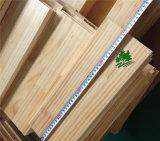 Panneau utilisé par signe en bois peint s'arrêtant