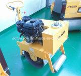 Manual que vibra o mini compressor do rolo de estrada da estrada para a venda (FYL-450)