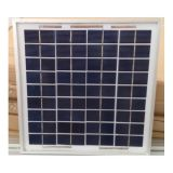 12V Poly 5W Solar Panel per Solar Lighting System