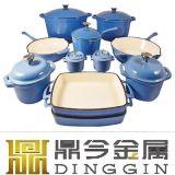 Чугун эмаль мини приготовления пищи в горшочках