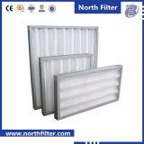 Устранимый бумажный воздушный фильтр Non-Woven углерода рамки