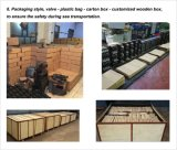 4 Loch-hydraulisches Richtungssteuerelektropneumatisches Ventil für Schlussteil Soem