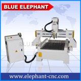 Máquina de talla de madera con el regulador del CNC de DSP, máquina de madera del ranurador del CNC del ranurador del CNC de 3 ejes para la venta