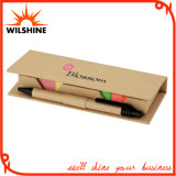 Custom Sticky Notes avec le stylo pour la promotion, Memo Pad (GN026)