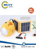 Lanterna solare solare economizzatrice d'energia dell'indicatore luminoso LED del LED