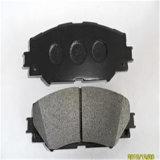 para a almofada de freio dianteiro Semi metálica 04465-52270 do carro de Toyota
