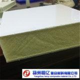 Панель Polyurwthane UV упорной стеклоткани составная для изолированной панели тела тележки