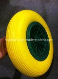 Rotella della gomma piuma dell'unità di elaborazione della carriola di qualità della Cina