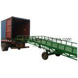 Rampe mobile hydraulique de dock de prix concurrentiel avec la bonne qualité