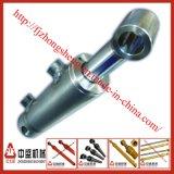 Cilindro hidráulico de la grúa resistente de la construcción