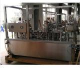 Embotellado automático de la botella de cristal y del plástico y máquina de goma de Pluging