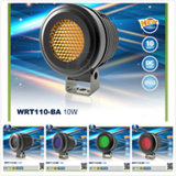 10W CREE Impermeable IP68 LED luz antiniebla moto