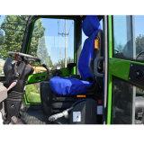 세륨 EPA를 가진 소형 농장 기계 Zl08 바퀴 로더