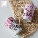 cuvettes de thé en céramique de cadeau d'usine d'origine de 400ml Chine