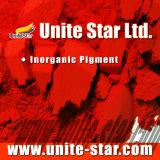 Pigmento inorgánico rojo 104 (rojo de molibdato) para tintas