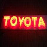 Haute qualité LED Plein allumé Illuminé Lettres de canal de signes larges