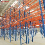 Depósito Pesado de armazenamento 1 Ton Palete seletiva de paletes