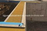El FRP/GRP GRP/rejillas rejillas de fibra de vidrio/plataforma