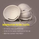 tessuto filtrante saltato fusione del respiratore di 30g N90