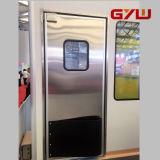 Puerta abatible para almacenamiento en frío / puerta de acero