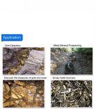 Detetor de metais Multifunction da arqueologia V4-20