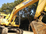 Excavador usado de la correa eslabonada de KOMATSU PC200-8 del excavador usado (PC200-8)