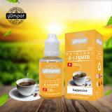 Yumpor cigarrillo electrónico mezclado Cappuccino sabroso Eliquid DIY E Receta líquido