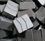 절단 돌을%s 중국 다이아몬드 세그먼트
