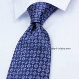 100% soie Cravate tissu tissé MOTIF JACQUARD Tissu Tie Customed Designs