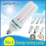 工場卸し売り2u/3u/4u省エネランプ/T3/T4/T5完全な半分の螺線形の管のLED省エネの電球のロータス照明CFL