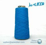 Filato del calzino riciclato alta qualità del Ne 12s-20s, filato all'ingrosso del calzino, filato di lavoro a maglia del calzino