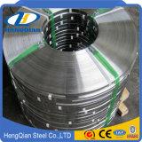 ASTM 201 tira de acero en frío inoxidable del espesor 304 316 de 2m m