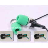 Bouchons d'oreille légers et durables en mousse douce Bouchon d'oreille bon marché pour radio portable