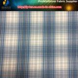 Tela teñida hilado de nylon de la verificación, tela de nylon del Spandex