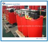 Tipo seco transformador de alto voltaje de 3 fases de la distribución de potencia pequeño