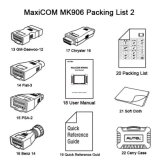 De nieuwe AutoVersie van de Update van Autel Maxicom Mk906 van het Kenmerkende Hulpmiddel van het Zelfde van Autel Ds708 met Maxisys Ms906 2017