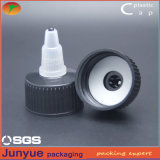 الصين غطاء مصنع 28/410 برغي إلتواء أعلى غطاء, غطاء بلاستيكيّة