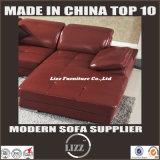 Sofá Home moderno da mobília do projeto 2017 novo (LZ-129)