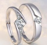 Sterlingsilber der Form-925 für Hochzeit