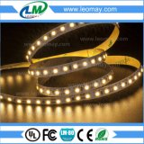 12V/24V scaldano la striscia flessibile impermeabile bianca dell'indicatore luminoso 2800K 3528 6-10W LED con CE RoHS